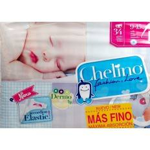 PAÑAL CHELINO LOVE T 4 34 U
