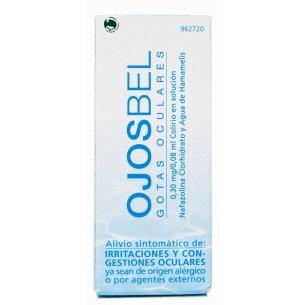 OJOSBEL 8 CC GOTAS OCULARES