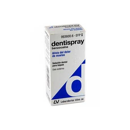 DENTISPRAY SOLUC DENTAL 5 ML