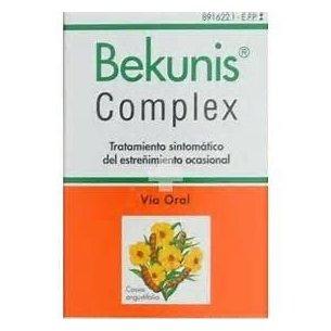 BEKUNIS COMPLEX 100 GRAGEAS