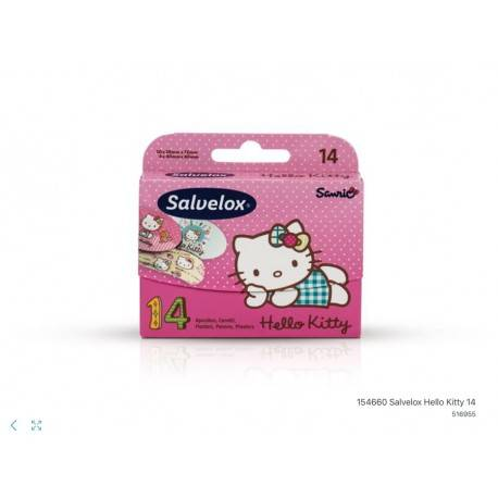 SALVELOX HELLO KITTY 14 APOSIT