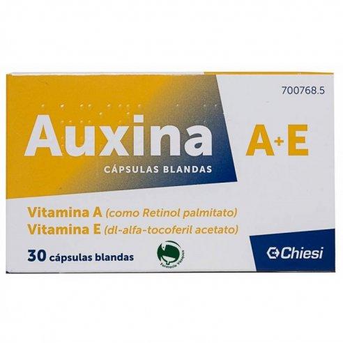 AUXINA AE 30 CAPSULAS