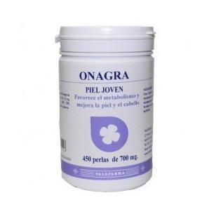 ONAGRA VIT E OMEGA 6. 450 PERLAS. VALEFARMA