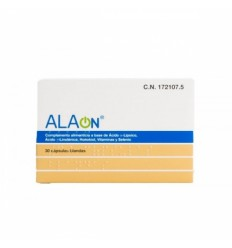 ALAON 30 CAPSULAS