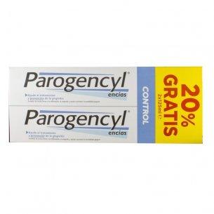 PAROGENCYL CONTROL DUPLO 2X125