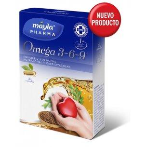OMEGA-3-6-9 30 CAPSULAS