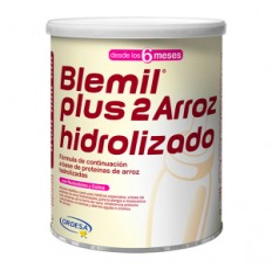 BLEMIL 2 PLUS ARROZ HIDROLIZ 400 GR