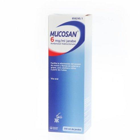 MUCOSAN 30MG/5ML JARABE 250 ML