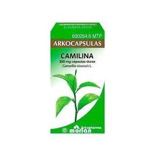 ARKOCAPSULAS CAMILINA 100 CAPSULAS