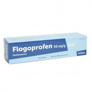 FLOGOPROFEN 50 MG/G GEL 100 GRAMOS