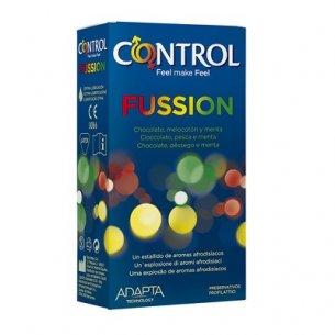 PROFILACTICO CONTROL SEX FUSSION 12