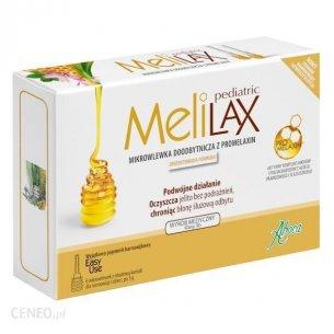 MELILAX PEDIAT 6 MICROENEM 5 G ABOCA