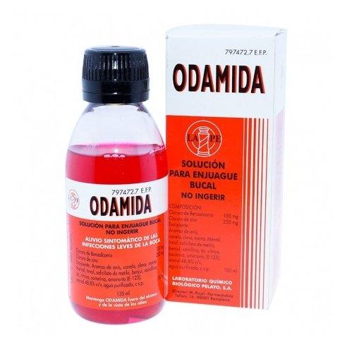 ODAMIDA SOLUCION 135 CC