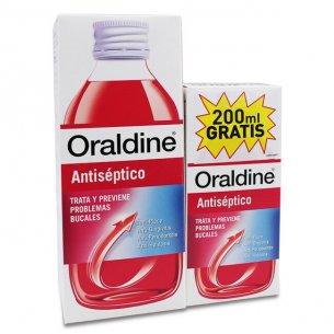 ORALDINE ANTISEP PACK 400200