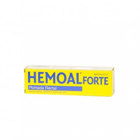 HEMOAL FORTE 50 GRAMOS