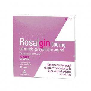 ROSALGIN 10 SOBRES