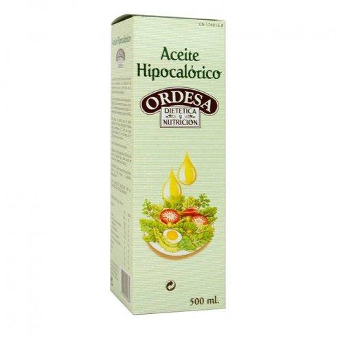 ACEITE HIPOCALORICO ORDESA 500ML